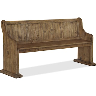 Wildomar Dining Bench