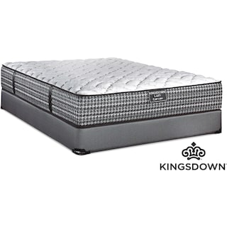 Kingsdown Twinkle Twin Mattress/Boxspring Set