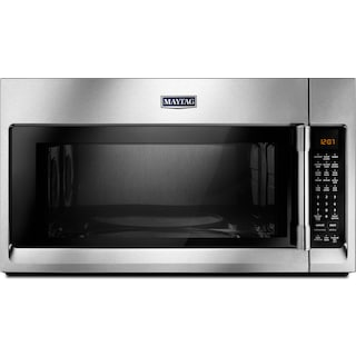 Maytag Stainless Steel Over-the-Range Microwave (1.9 Cu. Ft.) - YMMV6190FZ