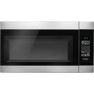 Amana Stainless Steel Over-the-Range Microwave (1.6 Cu. Ft.) - YAMV2307PFS