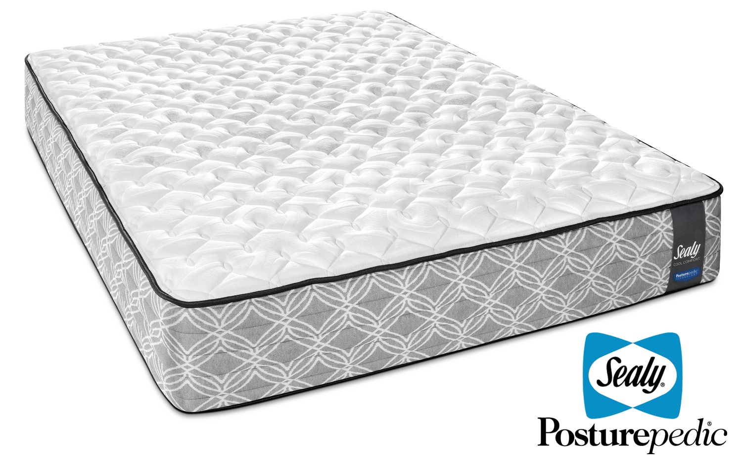 Sealy Enzo Hybrid Firm Queen Mattress