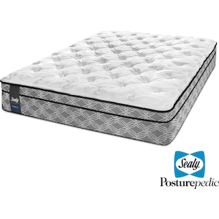 Sealy Océane Hybrid Plush King Mattress
