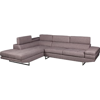 Warwick Left-Facing Chaise Sectional