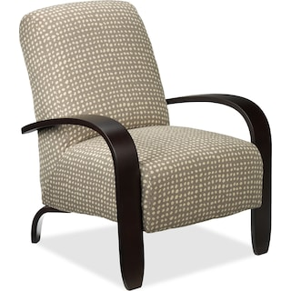 Imogen Accent Chair - Pewter