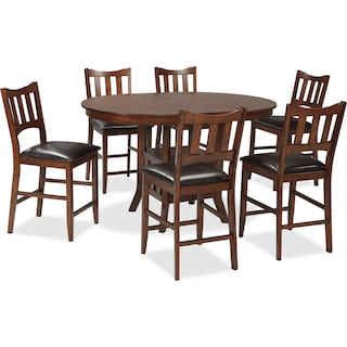 The Newman 7-Piece Dining Package