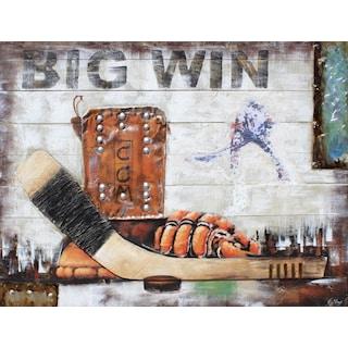 """48"""" x 36"""" Zaiga Wall Art"""