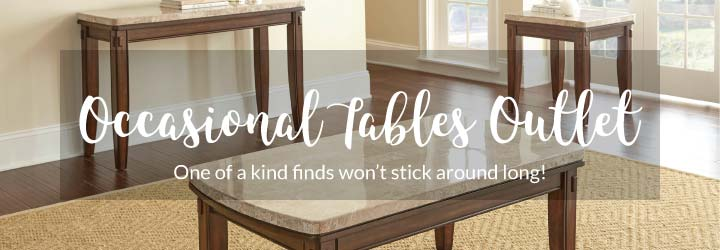 outlet occasional tables | levin furniture