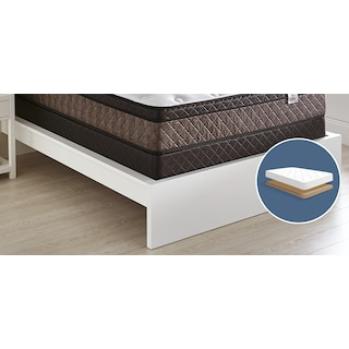 Springwall 2017 Low-Profile Queen Boxspring