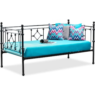 Valerie Twin Daybed - Black