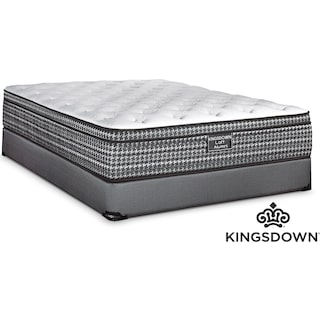 Kingsdown Astral Twin Mattress/Boxspring Set