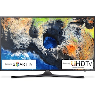 "Samsung 75"" 4K UHD Smart LED TV - UN75MU6300FXZC"