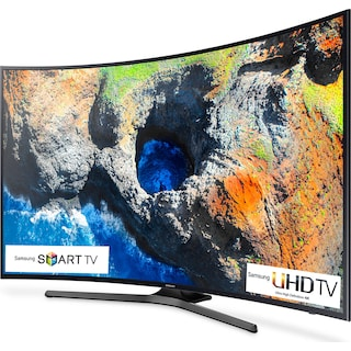 "Samsung 65"" 4K UHD Curved Smart LED TV - UN65MU6500FXZC"