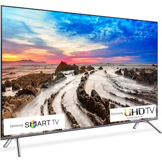 "Samsung 82"" 4K UHD Smart LED TV - UN82MU8000FXZC"