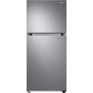 Samsung Stainless Steel Top-Freezer Refrigerator (18.0 Cu. Ft.) - RT18M6213SR/AA