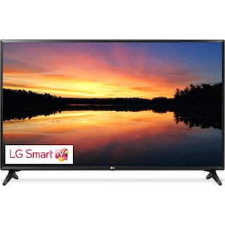 "LG 43"" 1080p Smart LED TV - 43LJ5500"