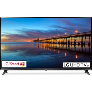 "LG 55"" 4K UHD Smart LED TV - 55UJ6300"