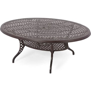 Bellay Outdoor Oval Dining Table (Large)