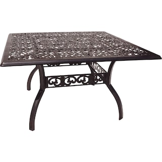 Bellay Square Outdoor Dining Table