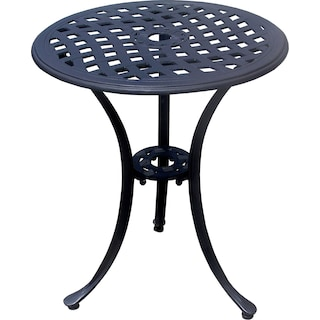 Lorca Round Bistro Table