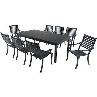Lemonnier Rectangular Outdoor Dining Table