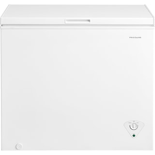 Frigidaire White Chest Freezer (7.0 Cu. Ft.) - FFFC07M1TW