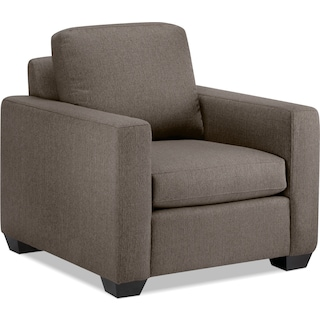 Evelyn Chair - Light Brown