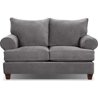 Prescot Loveseat - Grey