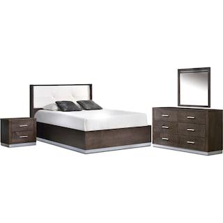 Levon 5-Piece King Bedroom Set
