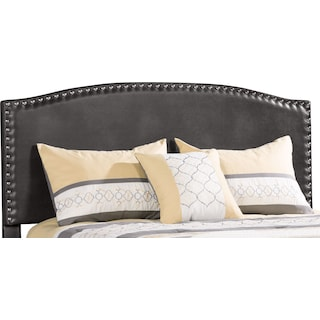 Carberry Full Headboard – Aged Grey