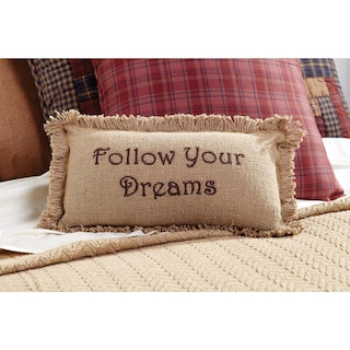 Rémi Natural Pillow Follow Your Dream