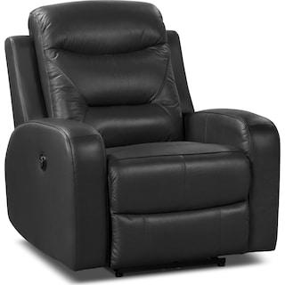 Courtown Power Reclining Chair – Black