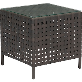 Webbed Side Table