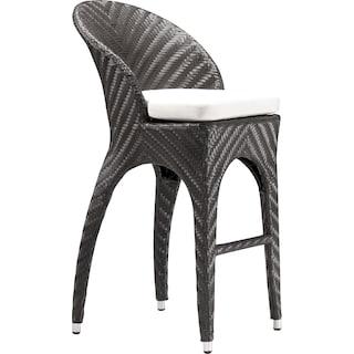 Sparta Bar Chair - Set of 2