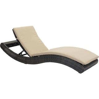 Stamen Chaise Lounge