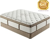 "Mattresses and Bedding-Luxury Estate ""L"" Series Luxury Plush Pillow Top California King Mattress"